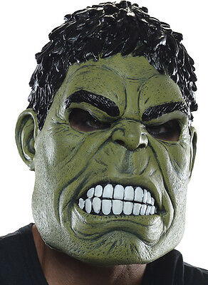 Incredible Hulk mask Marvel Avengers 2 Age of Ultron