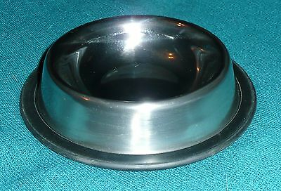 Cats Protection Small Stainless Steel Bowl - ***reduced!***