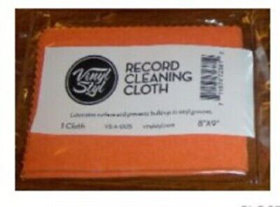 Vinyl Styl VS-A-005 Lubricated Record Vinyl LP Cleaning Cloth NEW/SEALED