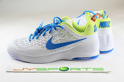 New Nike Zoom Cage2  Mens  Tennis  Shoes Sneakers  White