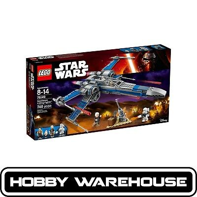 LEGO 75149 Star Wars Resistance X-Wing Fighter (BRAND NEW SEALED)
