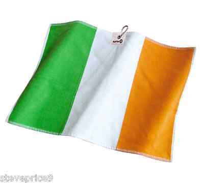 Large Patriot Ireland Golf Towel By Asbri