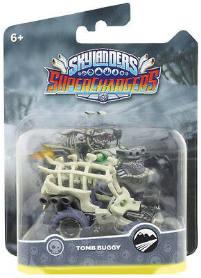 Skylanders Superchargers Vehicle Tomb Buggy Personaggio ACTIVISION BLIZZARD