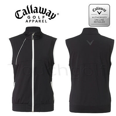 Callaway Golf Women/Ladies Winter Gilet/BodyWarmer/Vest - CGRS5043 - New.