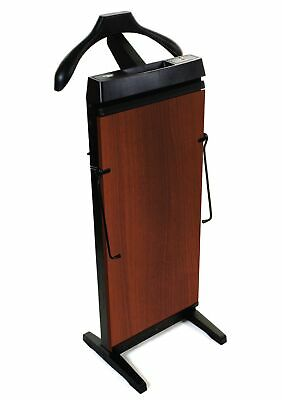 The Corby 3300 Trouser Press in Walnut