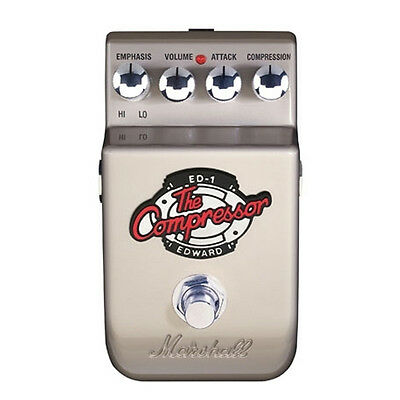 Marshall ED-1 Edward The Compressor