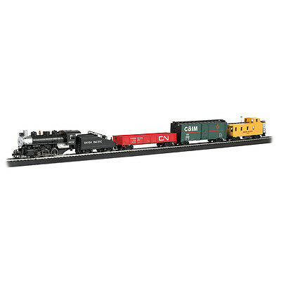 Bachmann Trains Pacific Flyer HO Scale Ready-to-Run Electric Train Set | 692-BT