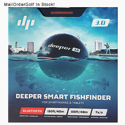 Gift For Dad Fishing Fanatic - Wireless Fish Finder Gadget Deeper Father For Him