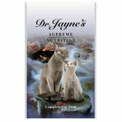 Dr Jayne's Cat Food Nutrition Complete Dry Food for Cats and Kittens 10kg, 20kg