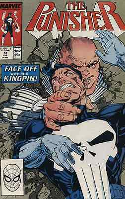 Punisher #18 Very Fine 1989 Marvel Comics Group