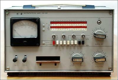 L2-60 Semiconductor device analyzer, circuits parameters meter an-g. HP Agilent