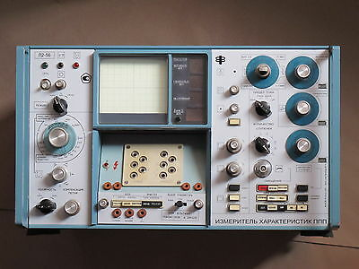 L2-56A Semiconductor device analyzer, circuits parameters meter an-g. HP Agilent