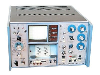 L2-56 Semiconductor device analyzer, circuits parameters meter an-g. HP Agilent