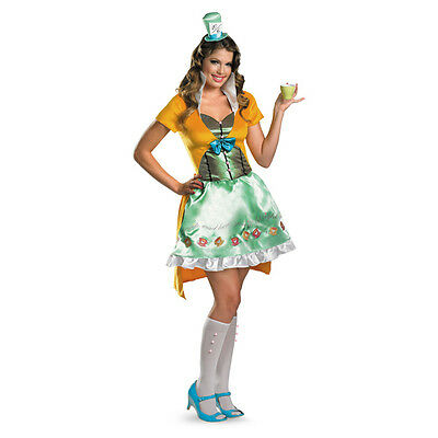 Mad Hatter womens sassy costume