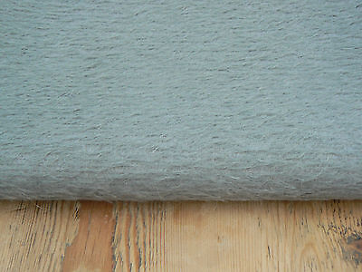 1/16 metre of German Antique Style Mohair  Med. Grey