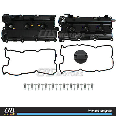 Valve Cover Set & Gaskets for 02-09 NISSAN Altima Maxima Murano Quest I35 3.5L