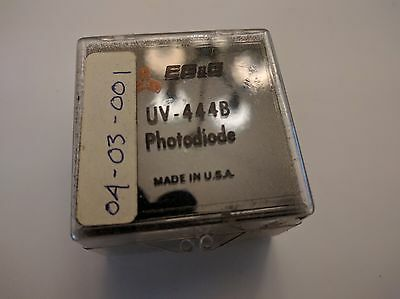 Eg&g Photodiode Uv-444B