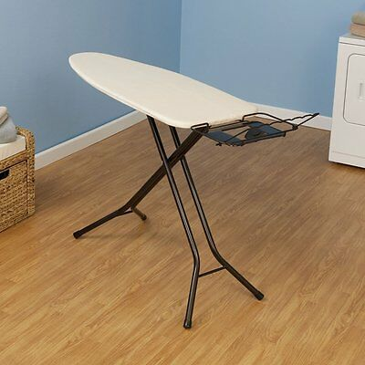 Household Essentials 974406-1 Fibertech Mega Wide Top Ironing Board, Bronze
