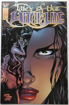 1998  Tales Of The Witchblade  #4   -   Vf                      (Inv11342)