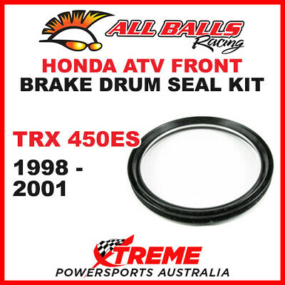 30-20301 Honda Atv Trx450Es Trx 450Es 1998-2001 Front Brake Drum Seal Kit
