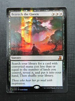 MTG Magic Cards: BESEECH THE QUEEN: From The Vaults: Lore FOIL # 16C10