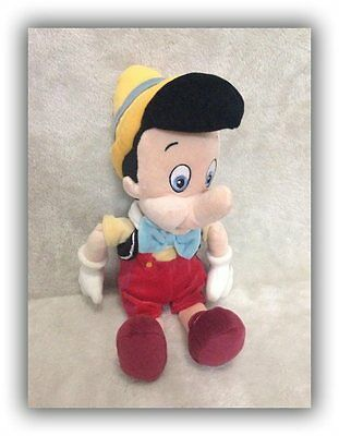 PINOCCHIO HUG GINGERBREAD MAN PLUSH FIGURE DOLL 30cm pinocho