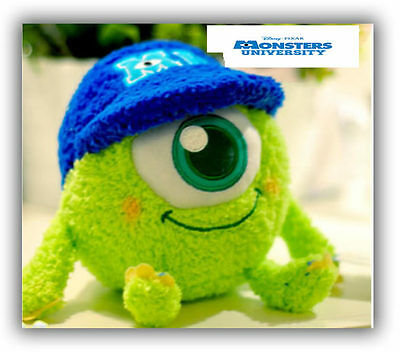 Monsters University Mike Wazowski plush dolls toy peluche 18 cm