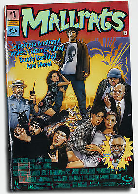 Mallrats (1995) - A1/A2 POSTER **BUY ANY 2 AND GET 1 FREE OFFER**