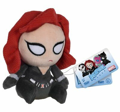 Funko Mopeez Captain America Civil War: Black Widow Plush Figure Collectible Toy