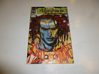 SHADE THE CHANGING MAN Comic - Vol 1 - No 5 - Date 11/1990 - DC Comic