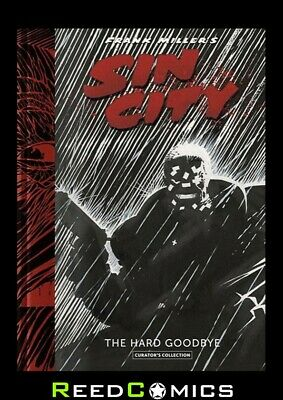 FRANK MILLERS SIN CITY HARD GOODBYE CURATORS COLLECTORS HARDCOVER Artist Edition