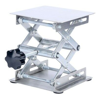"Silver 4 x 4"" Educational Lift Tables Platforms Folding durable"