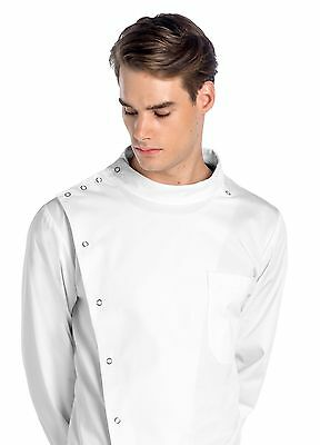 Dr. James Howie White Unisex Lab Coat