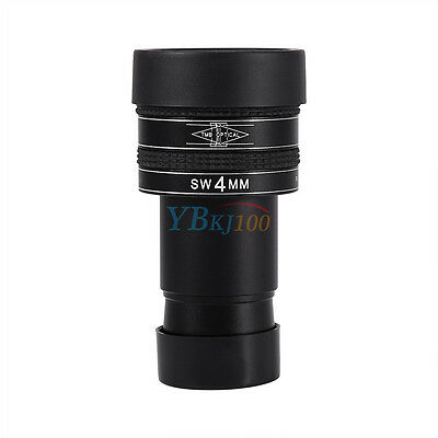 1.25 Inch 4mm SWA 58-Degree Planetary Eyepiece For Astronomical Telescope