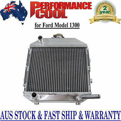OEM:SBA310100211 Compact Tractor Radiator for Ford Model 1300