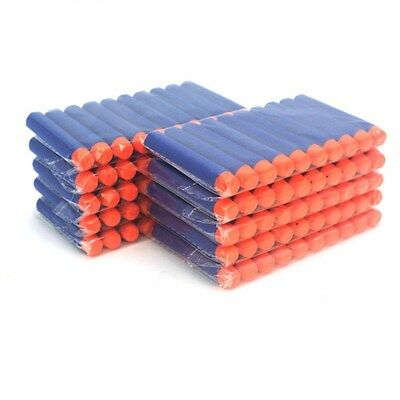 100  Refill Foam Koosh Darts for Nerf N-strike Elite Series Blasters Toy Gun Gen