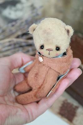 Sewing Kit for 4,5 inch Bear With Rabbit Hat