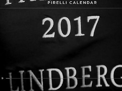 Pirelli Calendar by Peter Lindbergh 2017 new and boxed