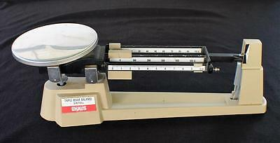 OHAUS 700/800 Series Triple Beam Balance Scale Capacity 2610 gram