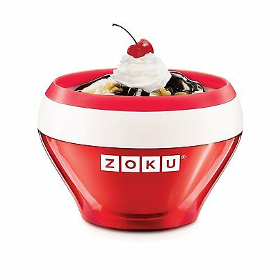 Zoku Ice Cream Maker Red