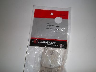 Radio Shack 276-1549  D-Sub Connector Hood 25-Position Conn. 2761549