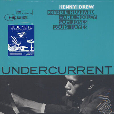 Kenny Drew - Undercurrent (Vinyl LP - 1961 - US - Reissue)