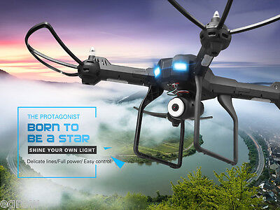 JJRC H28C Drone RC Quadcopter Helicopter 2.4GHz 4CH With HD 2.0MP Camera RTF