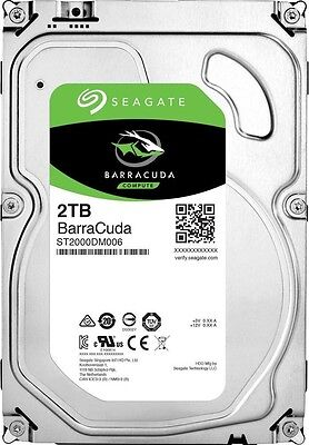 "Seagate Barracuda ST2000DM006 3.5"" 2TB 64MB HDD[ST2000DM006]"