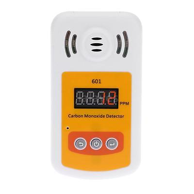 Portable Carbon Monoxide Detector CO Gas Meter Test with Sound Light Alarm U7I3
