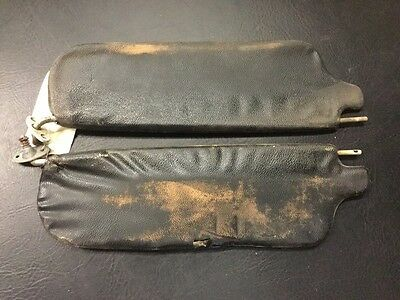 VW AirCooled Ghia Sun Visors   65-74 Original Used German #808