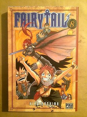 Fairy Tail - T8