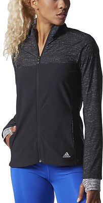Adidas Supernova Storm Ladies Running Jacket - Black