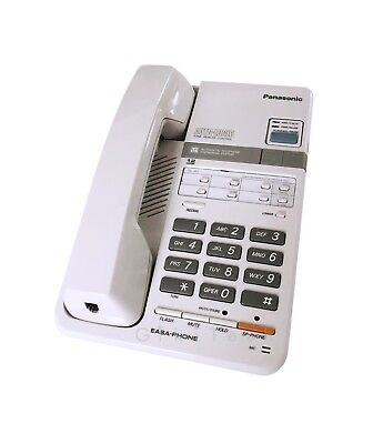 Panasonic EASA-PHONE KX-T 2395 Integrated Telephone system with answ - brand new