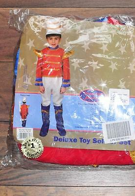 Dress up America Toy Soldier Costume Set size XL (16-18 years) new